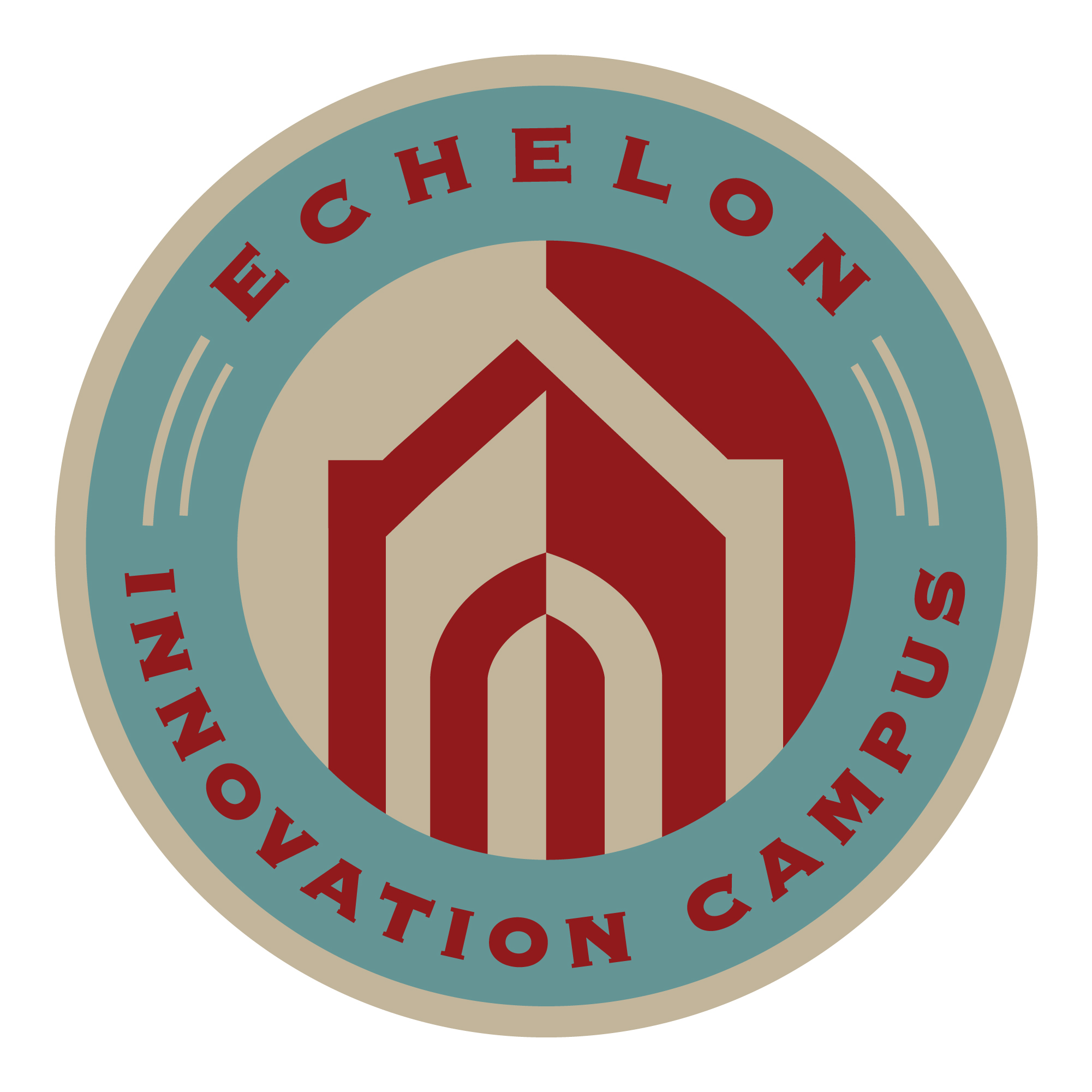 Echelon Logo, Mandel Group